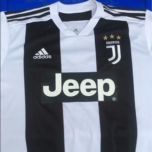 CR7 Juventus jersey BNWT